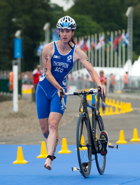 Commonwealth Games 2014 Mixed Relay